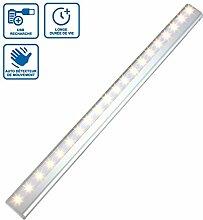 KingSo® Wandleuchte Bewegungsmelder Lampe 20LED
