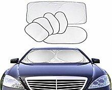 Kingwin Auto-Sonnenschutz für Windschutzscheibe,