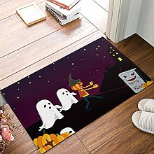 Kinhevao Halloween Kürbisse Ghost mit Parachutes