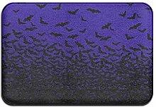 Kinhevao Teppich rutschfeste Flecken verblassen