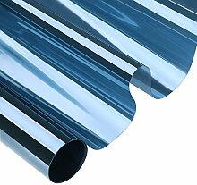 KINLO 75cm x 300cm Transparent-blau