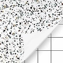 KINLO Fliesenaufkleber 61 x 500cm 2 Rollen