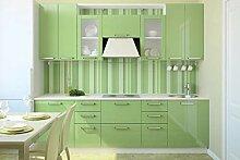 KINLO grün glanz Möbelfolie 5x0.6M 5pcs (15㎡)