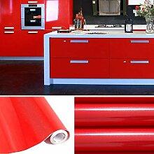 KINLO Selbstklebend Küchenschrank-Aufkleber PVC