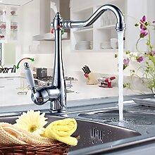 Kinse® Original Mischbatterie Armatur Einhebel Wasserhahn Waschtischarmatur Waschbecken Spültischarmatur