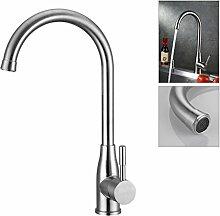 Kinse® Umweltschutz SUS 304 Edelstahl Wasserhahn
