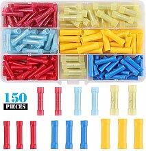Kinstecks   150 STÜCKE Insulated Kabelverbinder