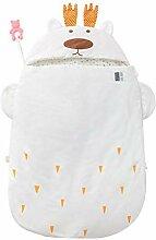 kioski Nest Baby Warme Fußsack Sack Winter