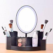 KIRA Led Kosmetikspiegel Beleuchteter