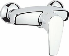 Kirchhoff 10412 Minato Einhebel Dusch Armatur Brausearmatur Chrom