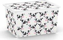Kis 8418000223401 Aufbewahrungsbox, Polypropylen,