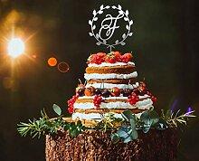 KISKISTONITE Cake Topper, F Cake Topper angepasst