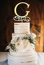 KISKISTONITE Cake Topper, G Cake Topper Datum