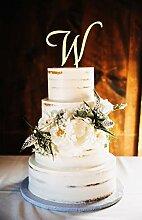 KISKISTONITE Cake Topper, Hochzeitstorte Topper