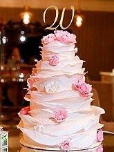 KISKISTONITE Cake Topper, W Hochzeitstorte Topper