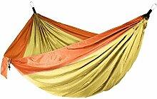 KISlink Camping Hängematte Doppelschaukel Für