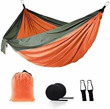 KISlink Hängematte Camping Outdoor Doppelschaukel