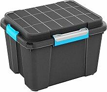 Kiss Kis Aufbewahrungsbox Scuba Box 43 Liter in