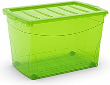 Kiss XL Aufbewahrungsbox aus Kunststoff