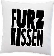 Kissen 'Fun-Sprüche' - Humor / Spaß /