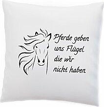 Kissen 'Pferd' Pony Pferde Pferdehof