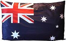 Kissen Australien Fahne XXL Flagge ca. 80 x 50 x