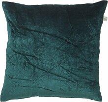Kissen Cido 45x45 cm smaragd - Dekokissen