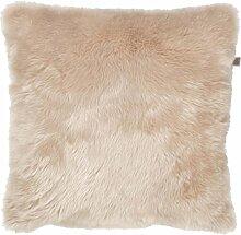Kissen Elly 45x45 nude - Dekokissen Zierkissen