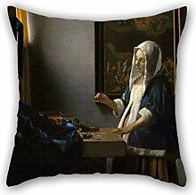 Kissen Fall Öl Gemälde Johannes