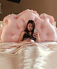 Kissen Kissen Rückenlehne Bedside Einzelbett Doppelbett Bett Große Kissen Kissen Lovely Comfortable Soft ( farbe : # 2 , größe : Length 2.0m )