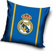 Kissen Komplettset (Bezug + Füllung) Real Madrid