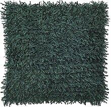 Kissen Ottawa 45x45 cm grün - Dekokissen Zierkissen Heimtextilien Deko Kissen