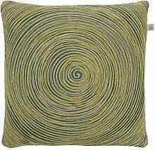 Kissen Rolga 45x45 cm grün