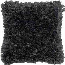Kissen Romano 45x45 cm schwarz