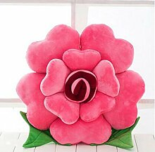 Kissen Roses Kissen Stoff Puppe Sofa Sofa Kissen, kreative Puppe Großes Geburtstagsgeschenk ( Farbe : B3 , größe : 60 cm )