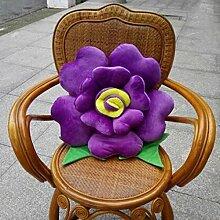 Kissen Roses Kissen Stoff Puppe Sofa Sofa Kissen, kreative Puppe Großes Geburtstagsgeschenk ( Farbe : B5 , größe : 50 cm )