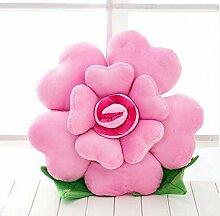 Kissen Roses Kissen Stoff Puppe Sofa Sofa Kissen, kreative Puppe Großes Geburtstagsgeschenk ( Farbe : B1 , größe : 40 cm )