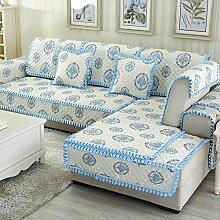 Kissen Winter Schlupf Sofa/Einfachen modernen Stoff europäischen Sitz-Q 90x180cm(35x71inch)