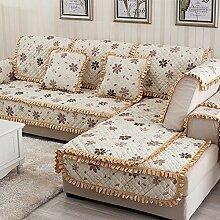 Kissen Winter Schlupf Sofa/Einfachen modernen Stoff europäischen Sitz-J 110x240cm(43x94inch)