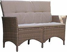 Kissen zu Gartenbank Lanzarote Gartenmöbel Sitzkissen