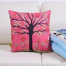 Kissenbezüge Dual-Use-Kissen/ Frühling und Herbst Quilt/ Sofa Fahrzeugklimatisierung und NICKERCHEN auf einem Kissen/Pillow NAP-C 41x41cm(16x16inch)