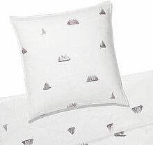 Kissenbezug: Maritime Bettwäsche aus luxuriös