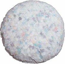 Kissenfüllung mit Schaumstoff rund 60 cm