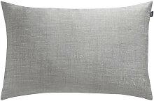 KISSENHÜLLE Grau 40/60 cm