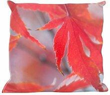 Kissenhülle Herbsttraum - tolles Motivkissen - gardinen-for-life Collection (40 x 40 cm) Kissenbezug, Sofakissen