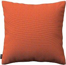 Kissenhülle Kinga, orange, 43 × 43 cm, Jupiter