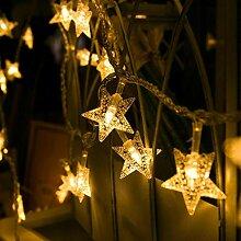 kisshes Hausgarten Weihnachtsdekoration Stern