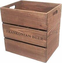 Kiste aus Holz Brambly Cottage