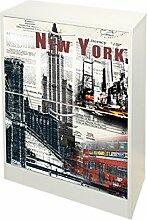 Kit Closet 4010140004 - Schuhregal, Design New York