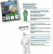 Kit Pflanzenschutz Schutz für die Behandlung des Garten